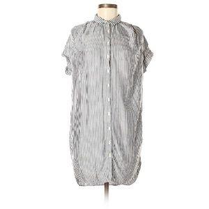 Madewell central stripe dress